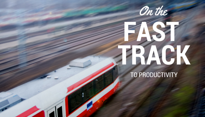 From Overload to Organized – Fast Track To Productivity